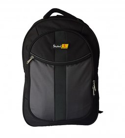 Skyline Grey Laptop Backpack-Office Bag/Casual Unisex Laptop Bag-With Warranty -910