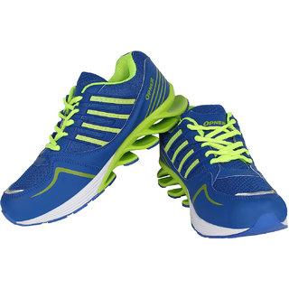 Super Blue-391 Men/Boy's Sports Running Shoe