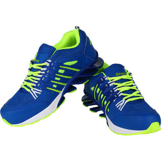 Super Blue-389 Men/Boy's Sports Running Shoe