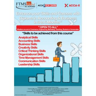 ACCA X F1 Accountant in Business