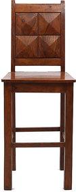 Shop Sting Paradis Solid Wood Bar Chair