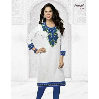 Women's Georgette Semi Stitched Suit