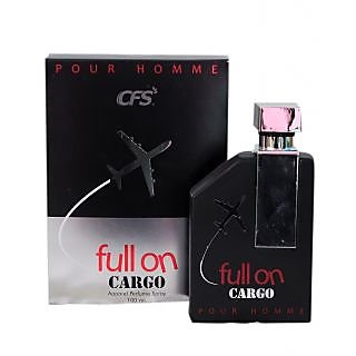 CFS Full On Cargo Black Perfume Of 100ml For Men and Women