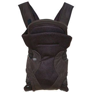 HARRY  HONEY BABY CARRIER (BABY BOO) 4008 CHOCOLATE BROWN
