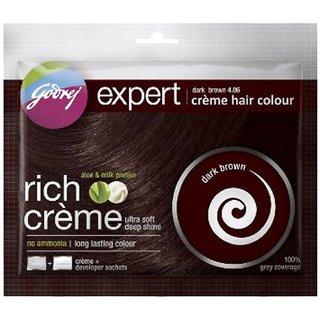 Hair Colour Black 20 ml