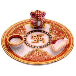 Pooja Thali for Special Occassion