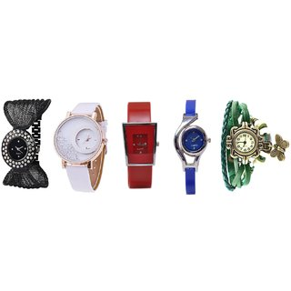 KAYRA  HOT SALEING COMBO BEST COMBO DEAL Analog Watch - For Girls, Women, Couple