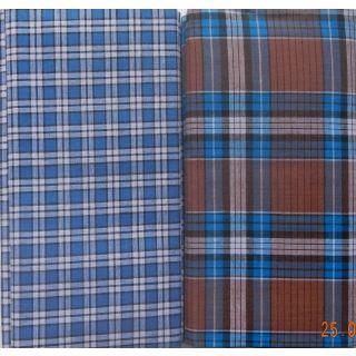 Cotton Lungi Set Of 2