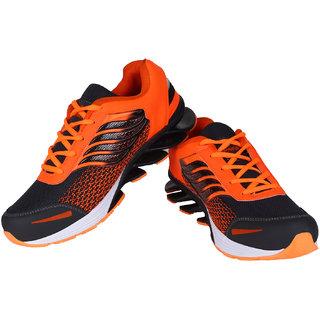 Super Orange-387 Men/Boy's Sports Running Shoe