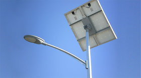 Supera Series Solar StreetLighting