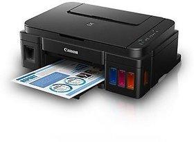 Canon Pixma G 2000 AIO Multifunction Inkjet Printer