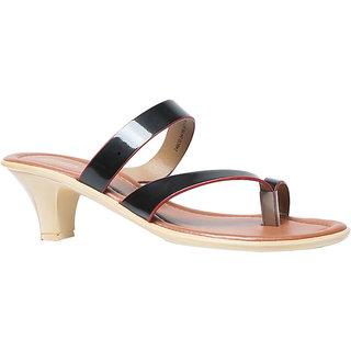 081db90c5fb6 Buy Bata Women s Black Heels Online   ₹799 from ShopClues