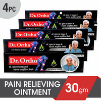 Dr. Ortho Ayurvedic Pain Relieving Ointment (30gm) Pack of 4