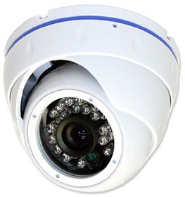 Q100 CCTV AHD Dome Camera 1.3 MP