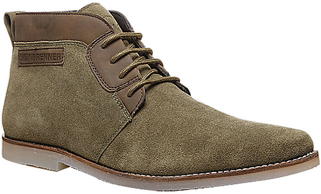 882c48ee74750a Buy Weinbrenner Desert Lace Men's Green Lace-up Boots Online ...
