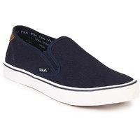 Fila Relaxer V Men's Navy Blue Slip On Sport Shoes