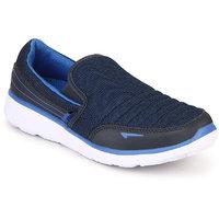 Fila Smash Lite Iv Men's Navy Blue Slip On Sport Shoes
