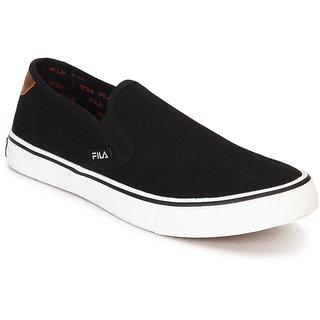 Buy Fila Relaxer V Men's Black Slip on