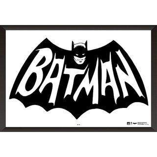 Hungover Dc Batman Logo Special Paper Poster
