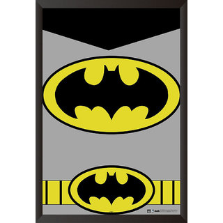 Hungover Dc Batman Special Paper Poster