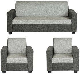 Gioteak Kimwel 5 seater sofa set -Grey color