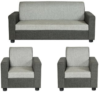 Gioteak Kimwel 5 seater sofa set -Grey color
