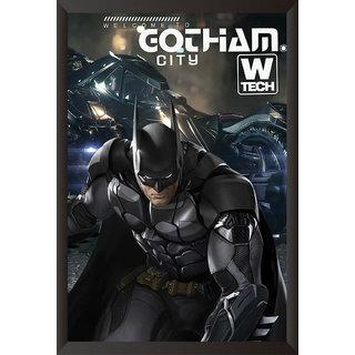 Hungover Batman Poster Gotham City Official Artwork Special Paper Poster