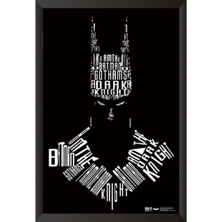 Hungover Batman Official Artwork Special Paper Poster