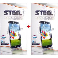 2 PIECES - STEEL HD Screen Protector / Guard FOR SAMSUNG GALAXY S DUOS S7562