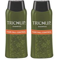 Trichup Hair Fall Control Herbal Hair Shampoo (200 Ml X 2) (Pack Of 2)