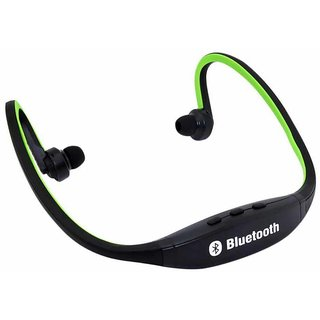 BS19 Bluetooth Headset Black