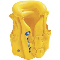 Tag3 Branded Yellow Delux Swimming Pool School Children Swim Vest Life Jackets