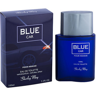 Shirley May Blue Car EDT for Men