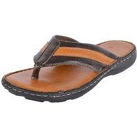 Accolade Men's Tan Slip On Outdoor Sandals - 102894011