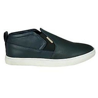U.S. Polo Assn. Men's Navy Slip On Casual Shoes