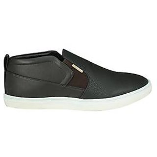 U.S. Polo Assn. Men's Brown Slip On Casual Shoes