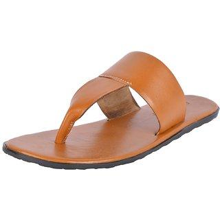 Accolade Men's Tan Slip on Outdoor Sandals