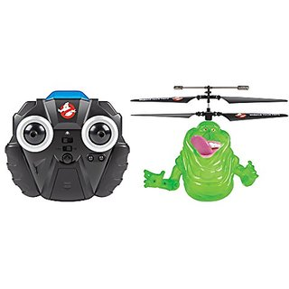 World Tech Toys 3.5CH Slimer Ghostbusters IR Gyro Helicopter