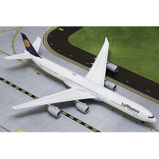 G2DLH589 Gemini 200 Lufthansa A340-600 Model Airplane