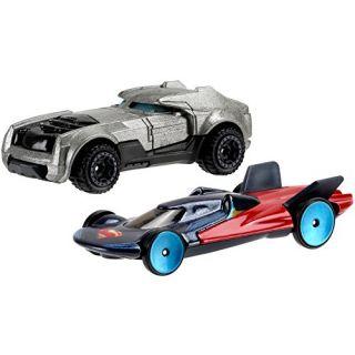 Hot Wheels Batman v Superman: Dawn of Justice Vehicle 2-Pack