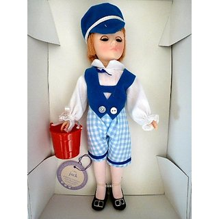 Effanbee Porcelain Doll Jack A Storybook Doll Made in USA