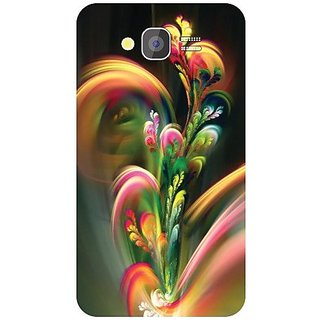 CopyCatz Broken Abstract Lines Premium Printed Case For Samsung Grand 2 G7106