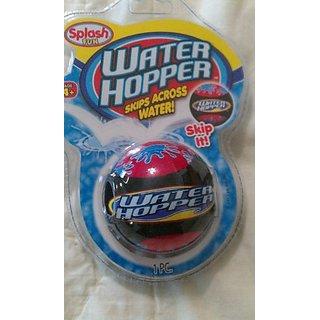 WATER HOPPER Balls - Black Red