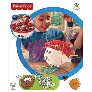 Fisher-Price Sgetti Scatter Game