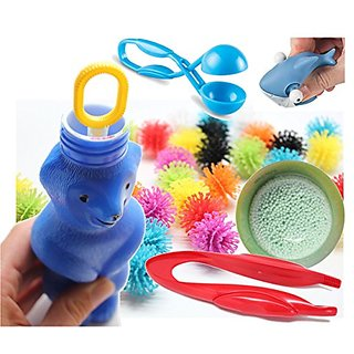 Fine Motor Strength Development Bundle - Hand and Finger Strength Tasks - Occupational therapy, ASD, Autism, Sensory toy