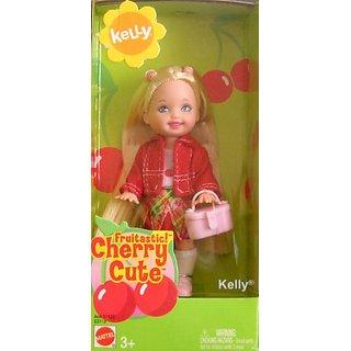 Kelly Doll Fruitastic Cherry Cute