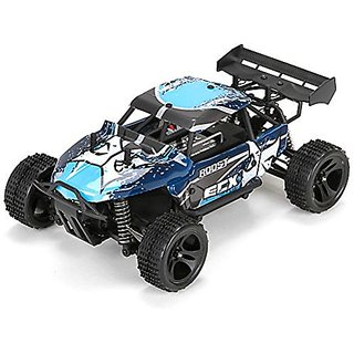 ECX Roost 1:24 4WD Desert Buggy: Blue Grey RTR