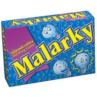 Malarky An Imponderables Bluffing Game