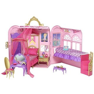 Barbie Princess Charm School Princess Playset