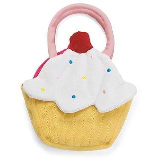 North American Bear Company Goody Bag Vanilla Cupcake